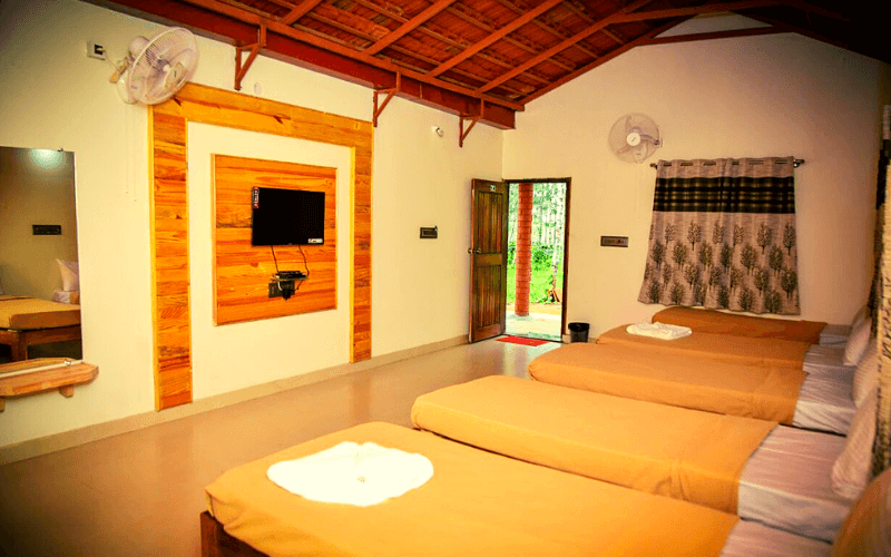 Guest house near Belur