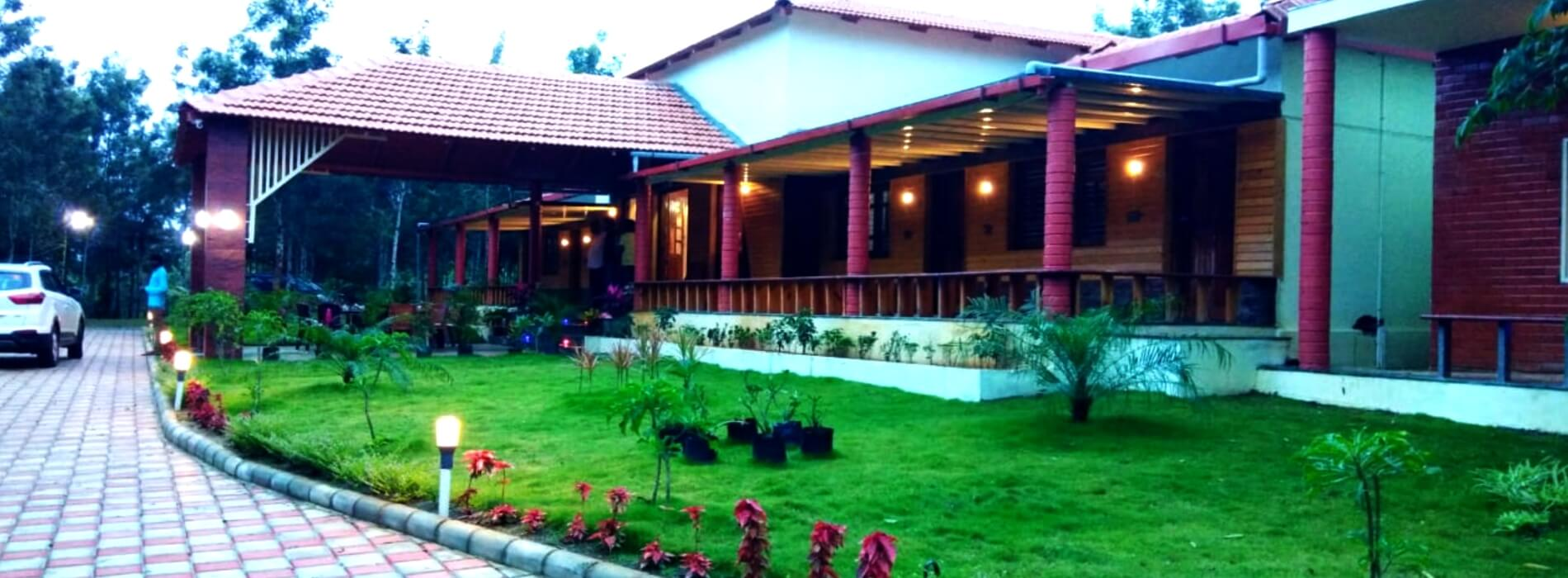 Luxury resorts in Belur